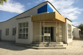 Launch of the second Caspian Seal Conservation Center in Kazakhstan