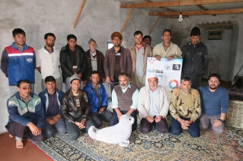 United Nations Small Grants Programs Office and Caspian Seal Conservation Center